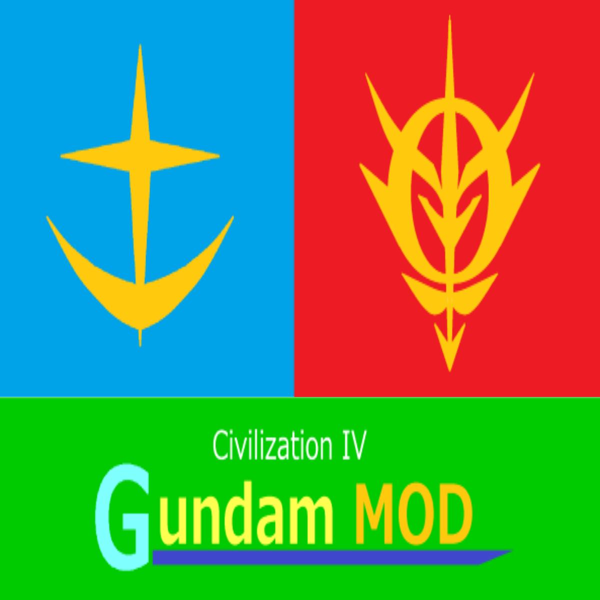GUNDAM MOD 1200 1200
